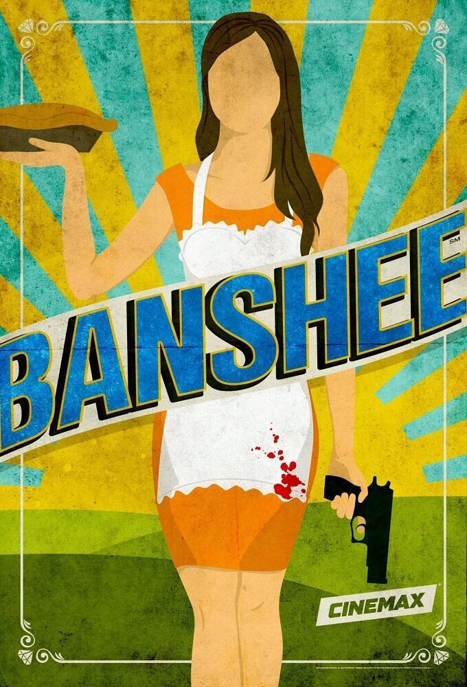 Banshee Serie Kritik