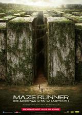 Maze Runner - Die Auserwählten im Labyrinth - Poster