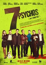 7 Psychos Poster