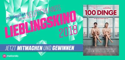 Deutschlands Lieblingskino 2018