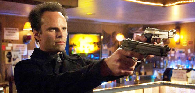 Walton Goggins in Justified