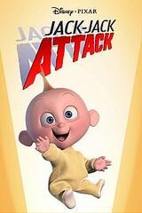 Jack-Jack Attack - Poster