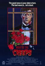 Die Nacht der Creeps - Poster
