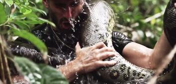 Bild zu:  Eaten Alive - Schlangenforscher in Gefahr