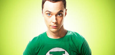 The Big Bang Theory mit Jim Parsons