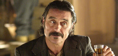 Here's to you, Al: Ian McShane als Saloonbesitzer Swearengen in Deadwood