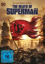 The Death of Superman - Poster