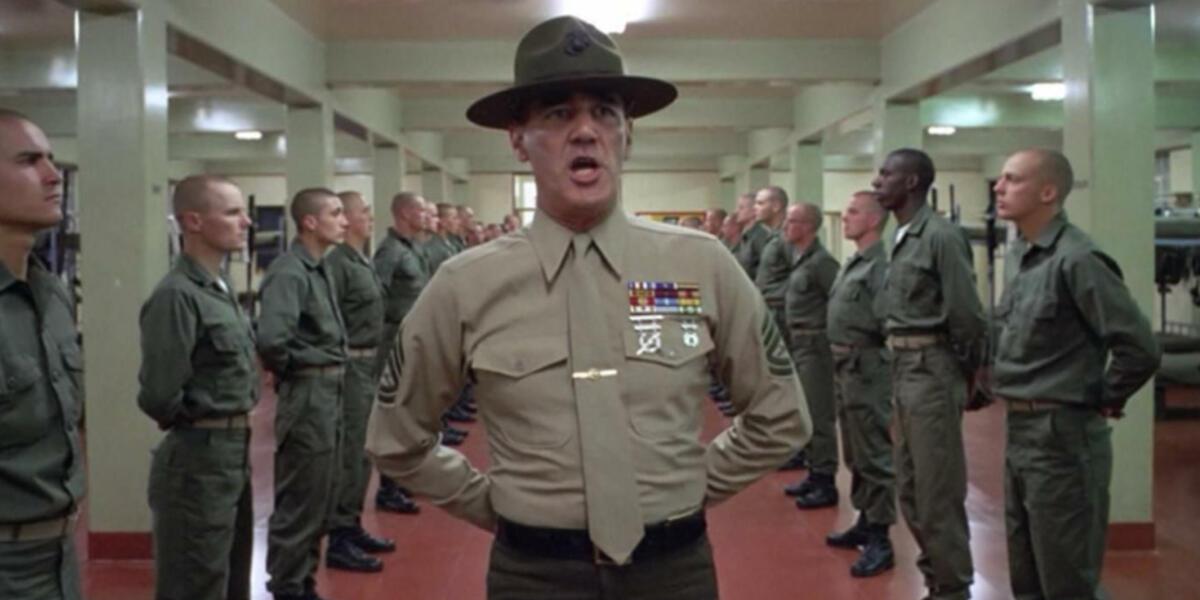 Mein Herz Für Klassiker Ich Full Metal Jacket Und Sergeant