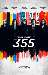 The 355 - Poster