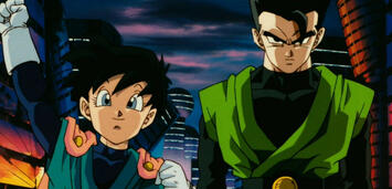 Bild zu:  Dragon Ball Z - The Movie: Drachenfaust Ryuuken