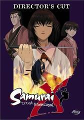 Samurai X: Trust and Betrayal