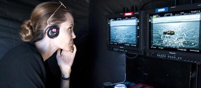 Angelina Jolie dreht Unbeugsam