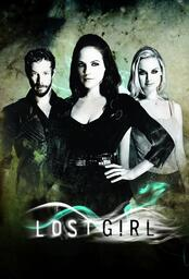 Lost Girl - Poster
