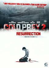 Cold Prey 2 Resurrection - Kälter als der Tod - Poster
