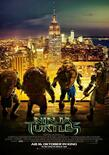 Teenage mutant ninja turtles poster dt