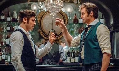 The Greatest Showman mit Hugh Jackman und Zac Efron - Bild 1