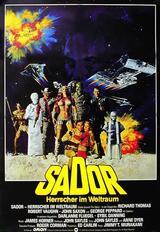 Sador - Herrscher im Weltraum - Poster