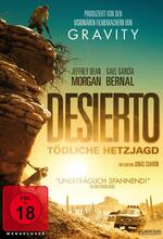 Desierto - Tödliche Hetzjagd Poster