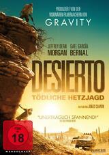 Desierto - Tödliche Hetzjagd - Poster