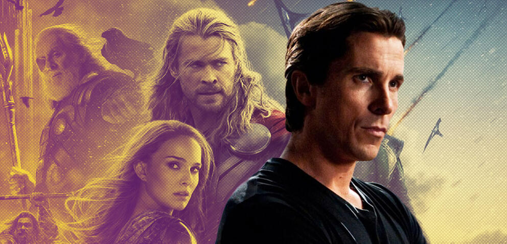 Christian Bale in Thor 4: Love and Thunder?