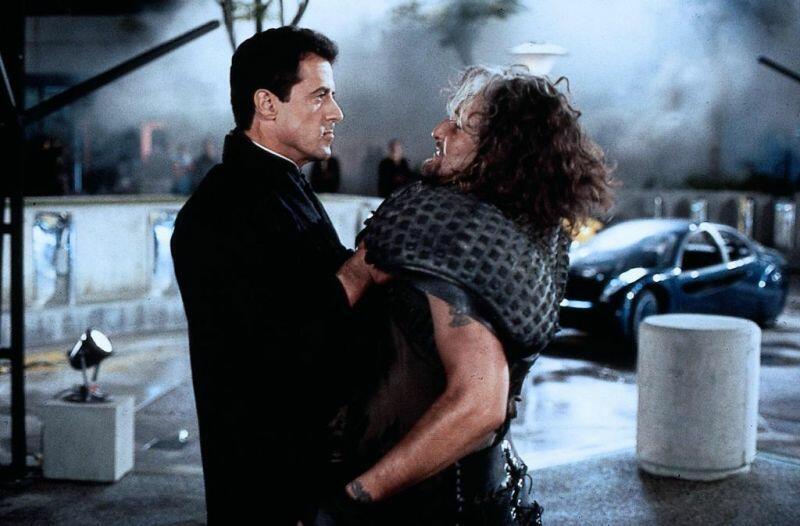 Demolition Man mit Sylvester Stallone