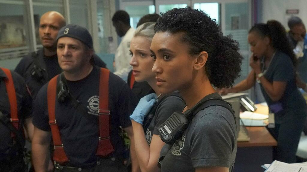 Chicago Fire Staffel 5 Deutsch Stream