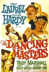 Dick und Doof - Die Tanzmeister - Poster
