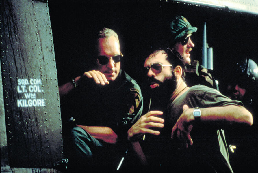 Apocalypse Now mit Francis Ford Coppola
