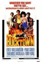 Bucktown - Poster