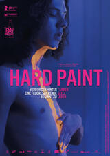 Hard Paint - Poster
