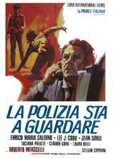 Der unerbittliche Vollstrecker - Poster
