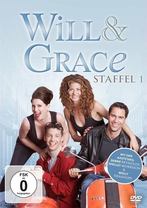 Will & Grace, Will & Grace - Staffel 1