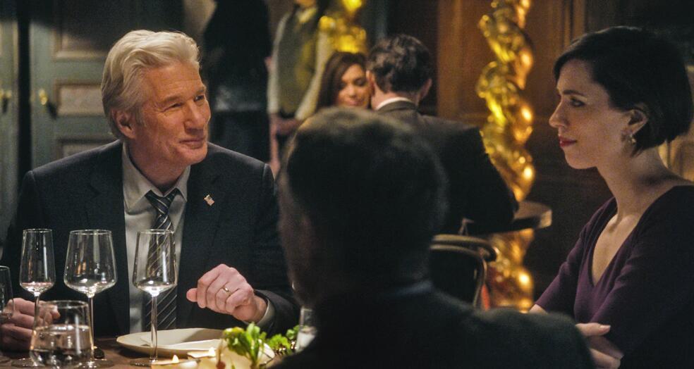 The Dinner mit Richard Gere und Rebecca Hall