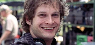 Bryan Fuller am Set von Dead Like Me