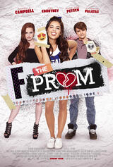 F the Prom - Poster