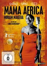 Mama Africa - Miriam Makeba - Poster