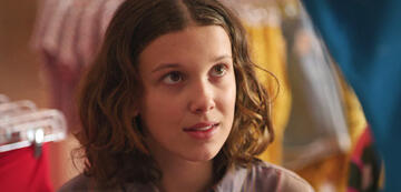 Millie Bobby Brown als Eleven in Stranger Things
