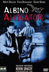 Albino Alligator - Poster
