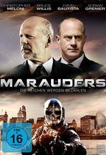 Marauders - Die Reichen werden bezahlen Poster