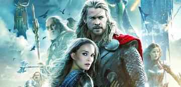 Thor und Jane (Thor 2: The Dark Kingdom)