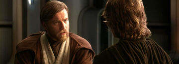 Ewan McGregor als Obi-Wan Kenobi in Star Wars: Episode 3