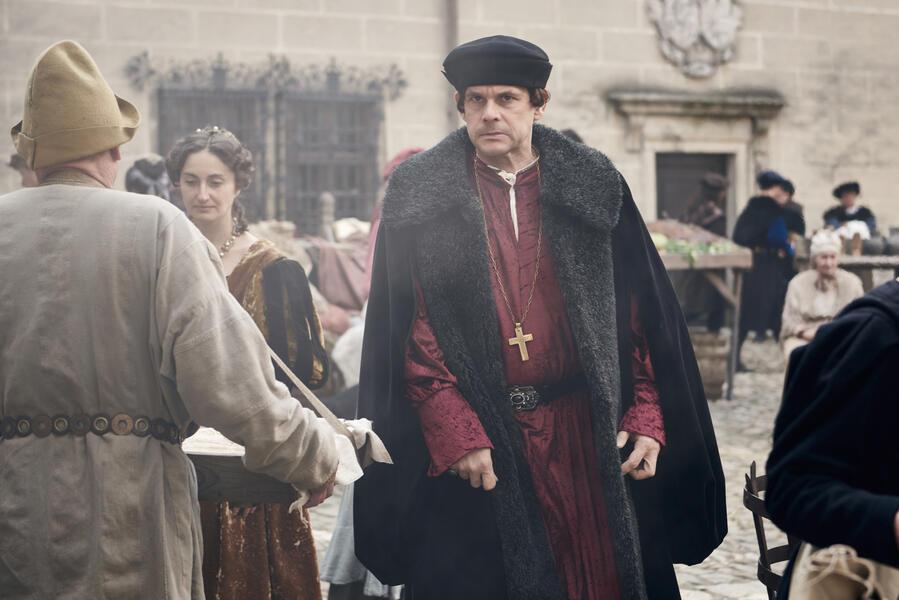 Das Luther-Tribunal. Zehn Tage im April mit Alexander Beyer