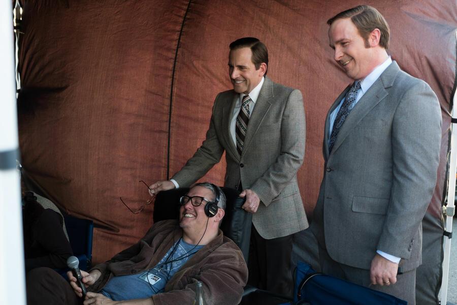 Vice - Der zweite Mann mit Christian Bale, Steve Carell und Adam McKay
