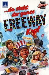 Da steht der ganze Freeway kopf - Poster