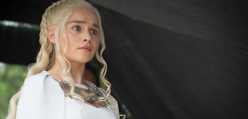 Emilia Clarke alsDaenerys