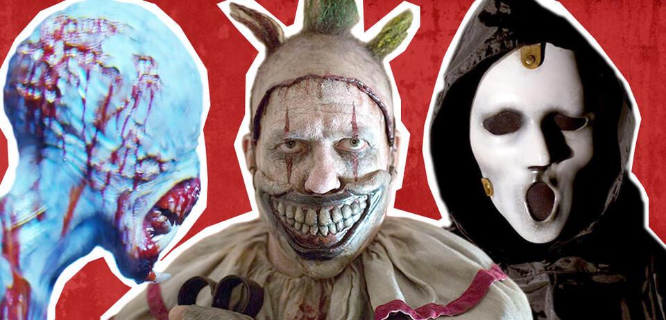 Horrorserien zum Streamen