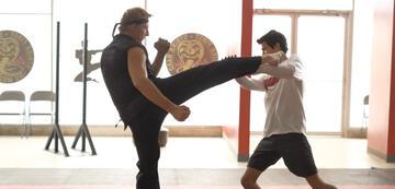 Cobra Kai: Johnny und Miguel