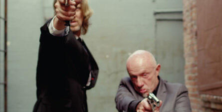 Bullet mit Jonathan Banks