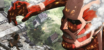 Bild zu:  Attack on Titan