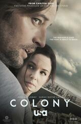 Colony - Staffel 1 - Poster